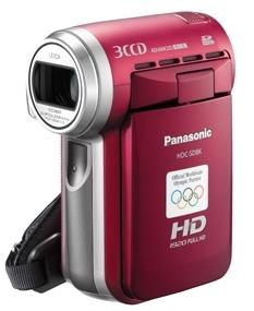 Panasonic HDC-SD8K, cámara de vídeo FullHD