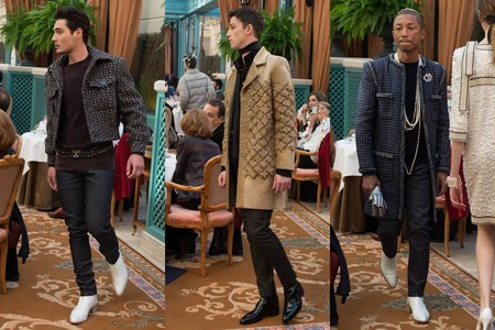 Tendencias Pre Fall 2017 Colecciones Hombre Fall Winter Chanel Missoni Diesel Bottega Veneta 05