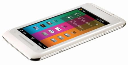 Toshiba TG01, un teléfono a 1 Ghz