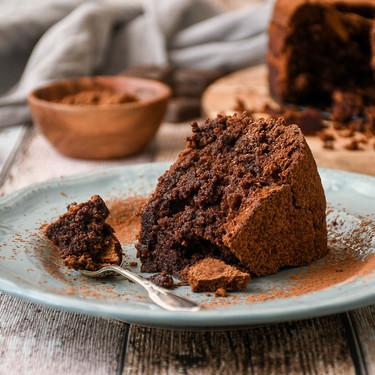 Receta de tarta de chocolate sin gluten de Cristina Oria, el postre de Navidad perfecto para todos