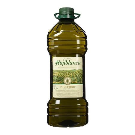 Amazon también nos ayuda en la cesta de la compra: aceite de oliva virgen extra Hojiblanca por sólo 4,03 euros/litro