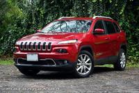 Jeep Cherokee Limited, prueba (parte 3)