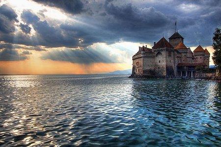 Mi mercado navideño favorito: viaje en el tiempo en el espectacular castillo medieval de Chillon