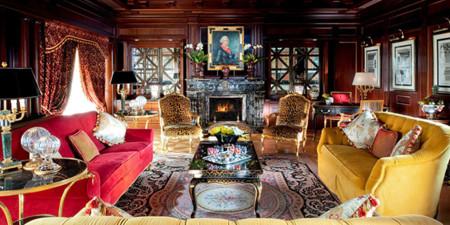 Suite Presidencial del hotel Principe di Savoia en Milán, el lujo exuberante