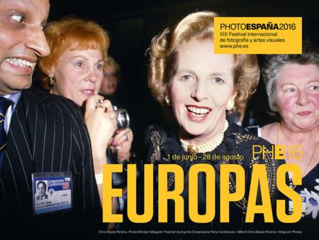 PHotoEspaña 2016 se presenta reflexionando sobre el continente europeo