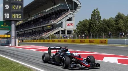 Alonso F1 Montmelo 2016