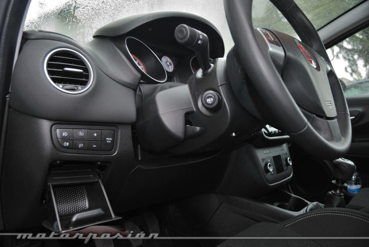Foto de Fiat Punto 1.4 GLP (prueba) (51/70)