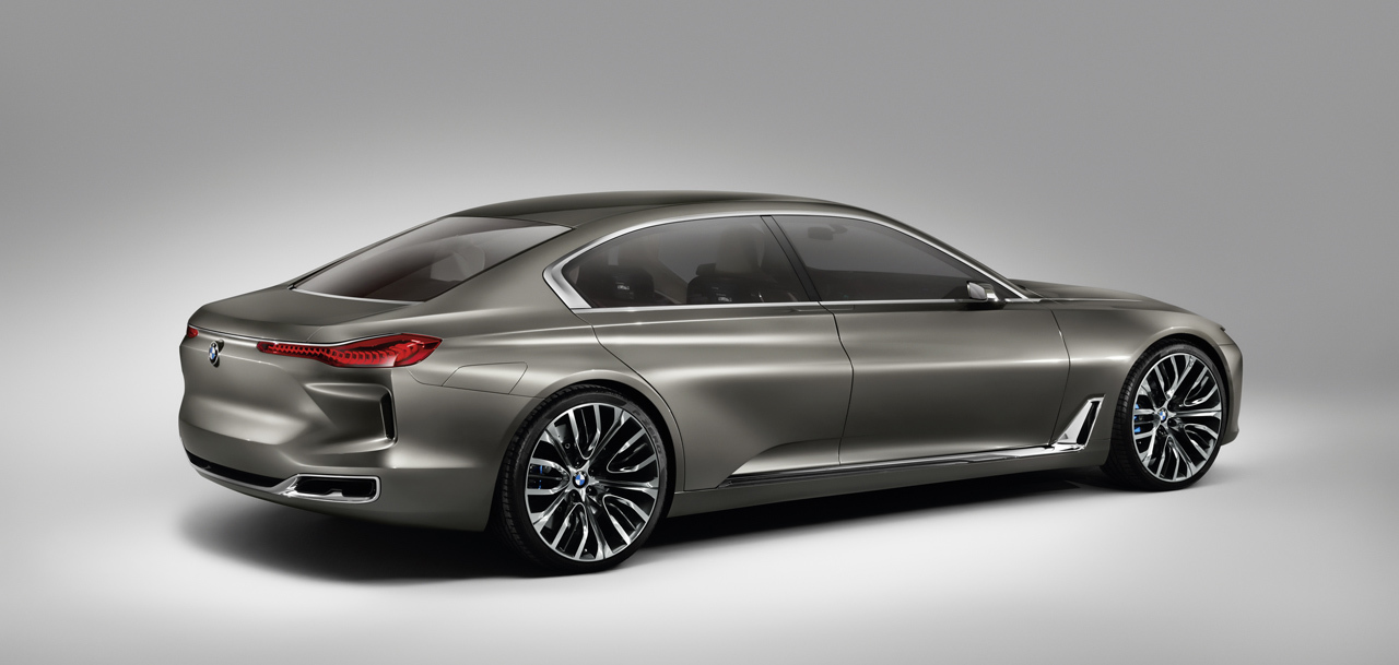 Foto de BMW Vision Future Luxury (15/42)