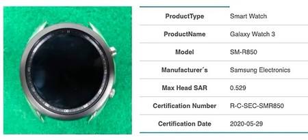Samsung Galaxy Watch 3 Mysmartprice 01