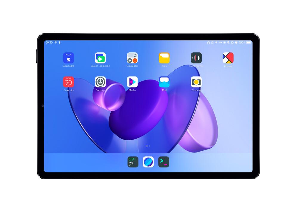 JingOS es la distribución Linux hecha en China que copia la interfaz iPadOS indiscriminadamente