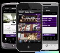 Aplicaciones viajeras para reservar hotel a último momento