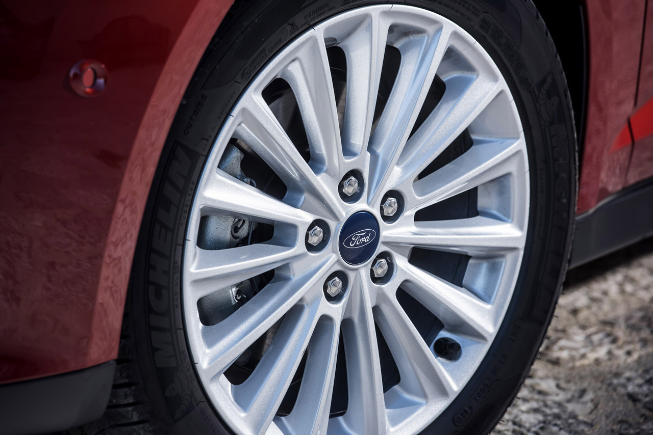 Ford C-MAX y Grand C-MAX 2015
