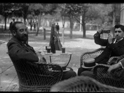 Una regresión al Madrid del XIX a través del primer director de Mahou
