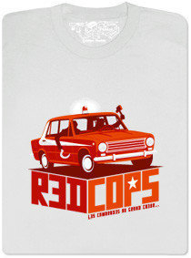 Camiseta URSS retro