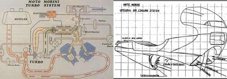 Moto Morini Turbo Mosaico