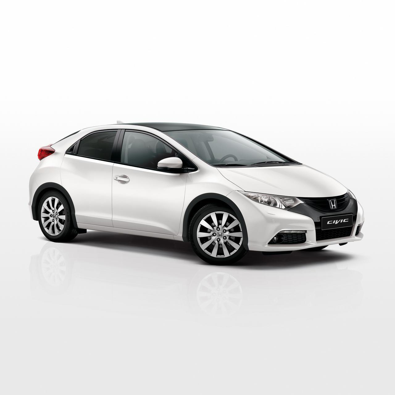 Foto de Honda Civic 2012 (45/153)