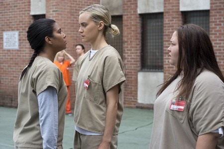 Orange Is The New Black Netflix Emisión Bajo Demanda