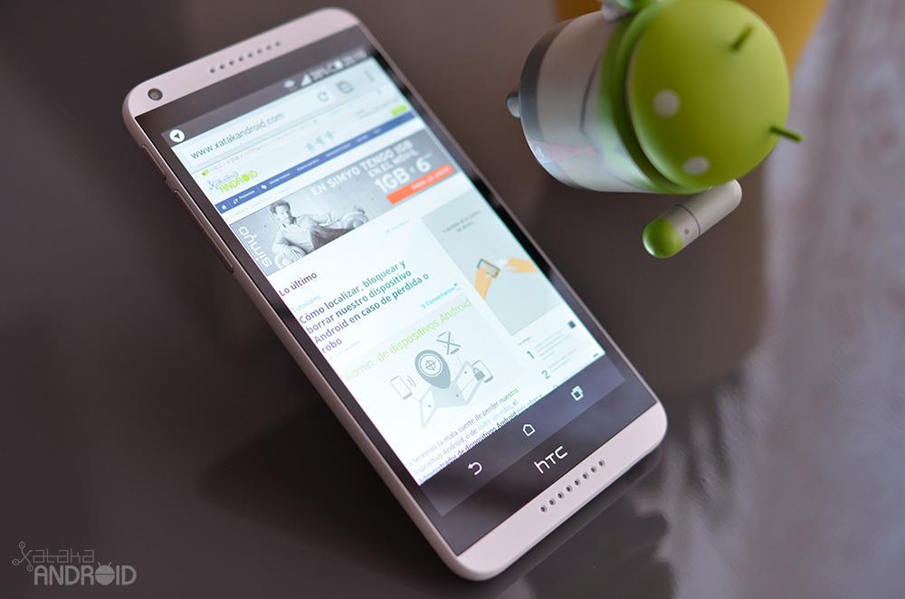 Foto de HTC Desire 816, diseño (6/16)