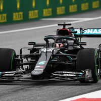 Lewis Hamilton manda en Austria y Racing Point sorprende a Red Bull y a Ferrari con su Mercedes B