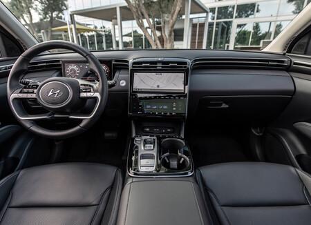 Hyundai Tucson 2022 Mexico 12
