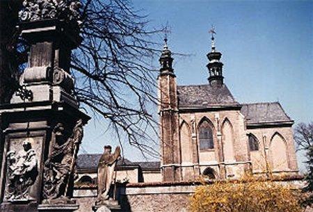 El osario de Sedlec (I): enterrarse aquí estuvo de moda