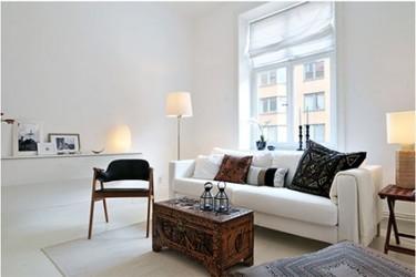 Casas que inspiran: vivir cómodamente en 33 metros cuadrados