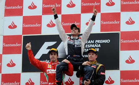 Pastor Maldonado quiere ganar un título con Williams