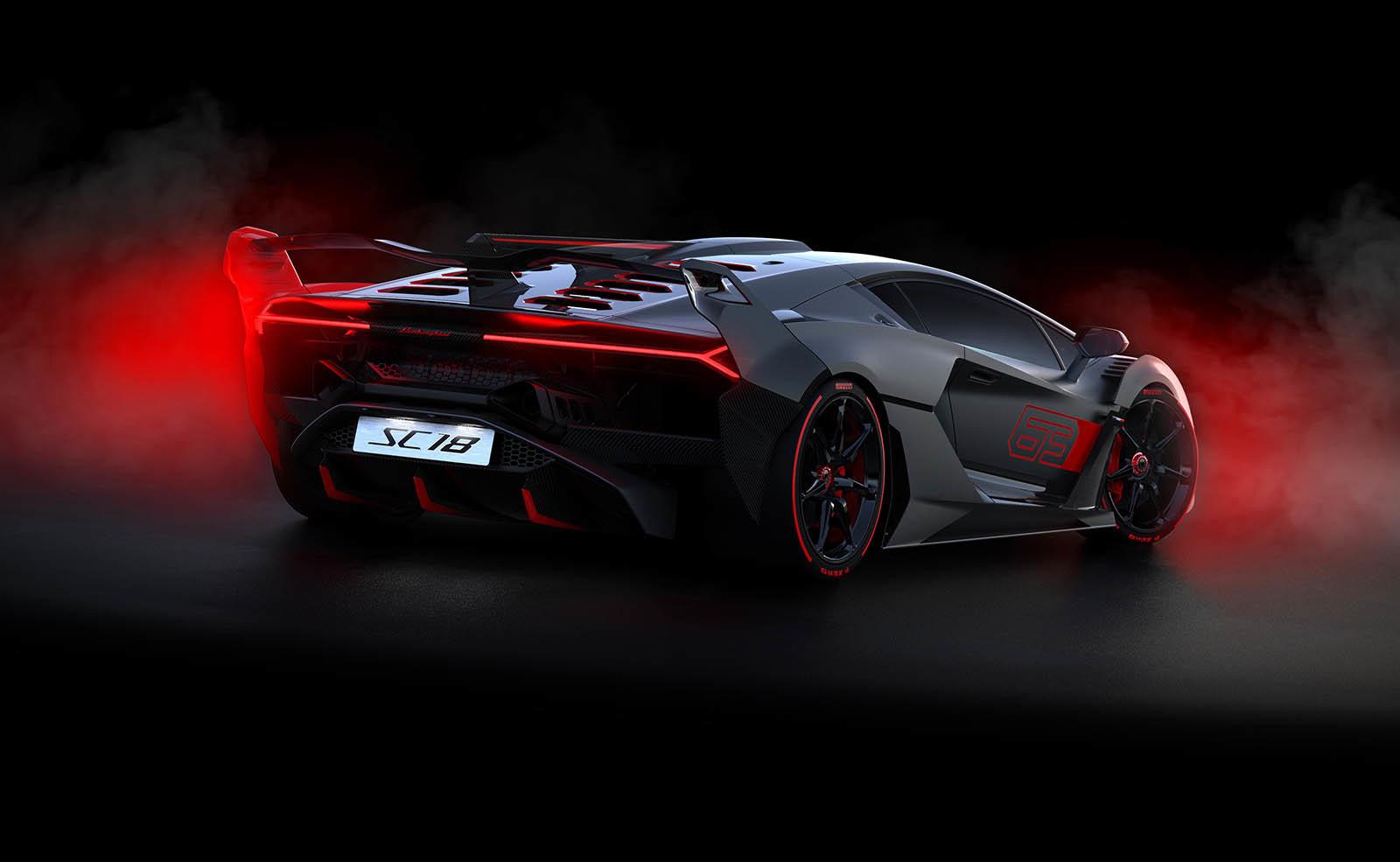 Foto de Lamborghini SC18 Alston (7/15)