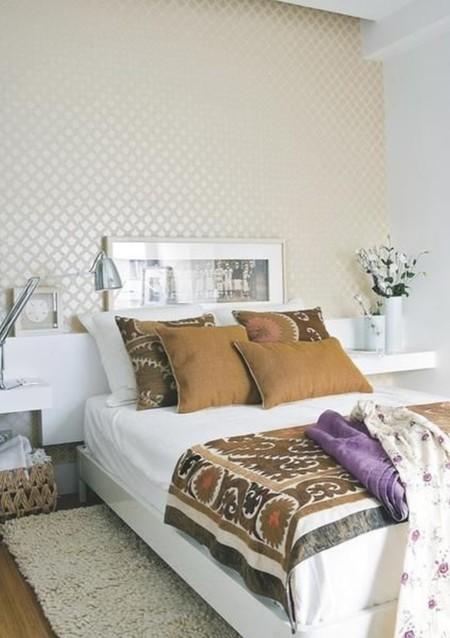 7 ideas para que un dormitorio peque o parezca m s grande - Ideas para decorar un dormitorio pequeno ...