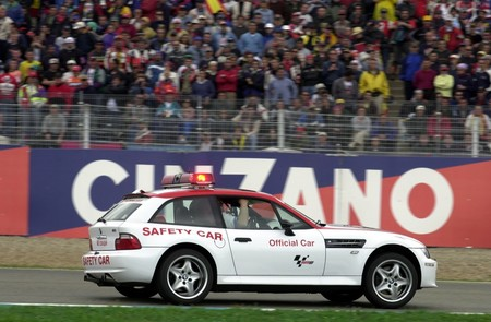 Bmw Z3 Coupe Safety Car Moto GP