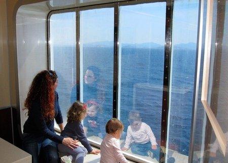 Crucero ventana