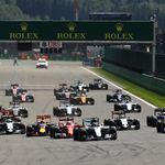 ¡Por fin un poco de cordura! La Fórmula 1 tendrá salidas 'normales' con lluvia