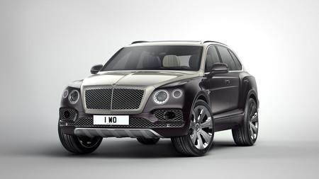 ¿Alguien dijo fiesta? El Bentley Bentayga Mulliner tiene enfriador de botellas y un equipo de sonido de 1.950 vatios