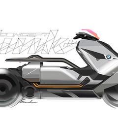 Foto 13 de 15 de la galería bmw-motorrad-concept-link en Xataka