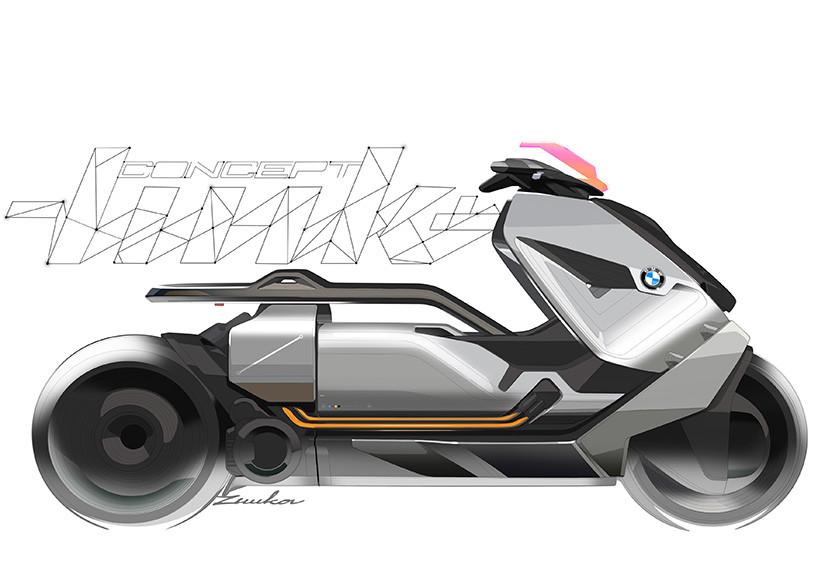 Foto de BMW Motorrad Concept Link (13/15)