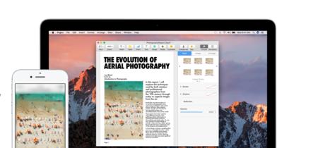 Apple actualiza Pages, Keynote y Numbers en Mac para permitir la colaboración en tiempo real