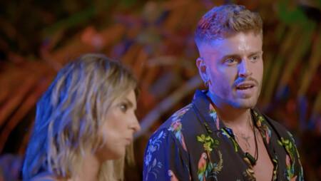 Óscar declara su amor por Andrea