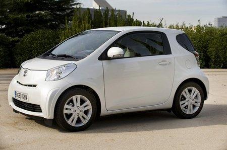 Toyota iQ 2011, sus principales cambios