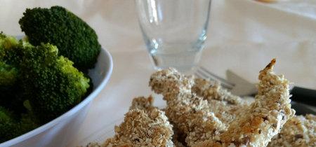 Palitos de merluza: receta saludable