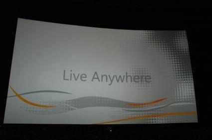 Live Anywhere