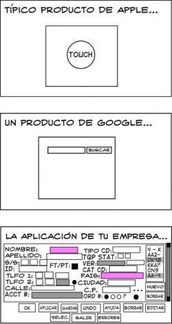 Usabilidad y simplicidad