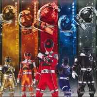 Si no te gusta la pinta de la peli de 'Power Rangers', tranquilo, vuelve la serie japonesa con toda su esencia