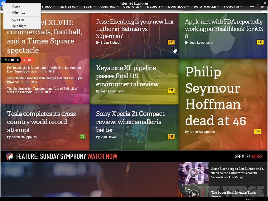 Foto de Capturas de pantalla Windows 8.1 Update 1 (6/9)