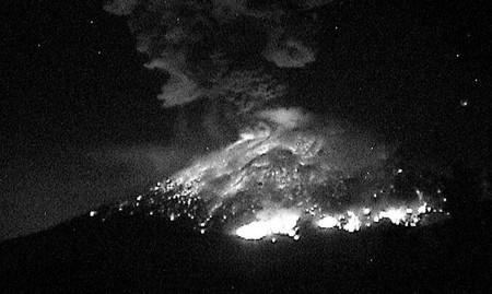 Para situaciones de emergencia con el Popocatépetl en México, habrá una página web para consultar rutas de evacuación