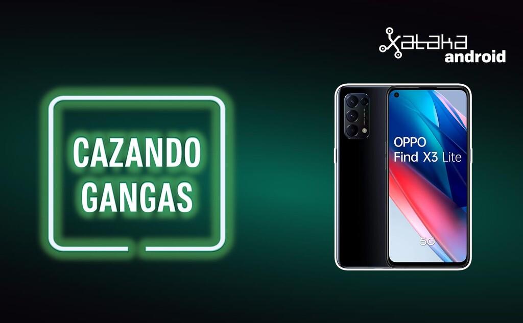 Cazando Gangas: OPPO Find X3 Lite a precio loquísimo, Xiaomi Poco F3 con súper rebaja y más ofertas