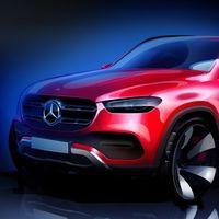 Mercedes va por el GLB, un SUV compacto para competir con el X1, con mayor espacio que GLA
