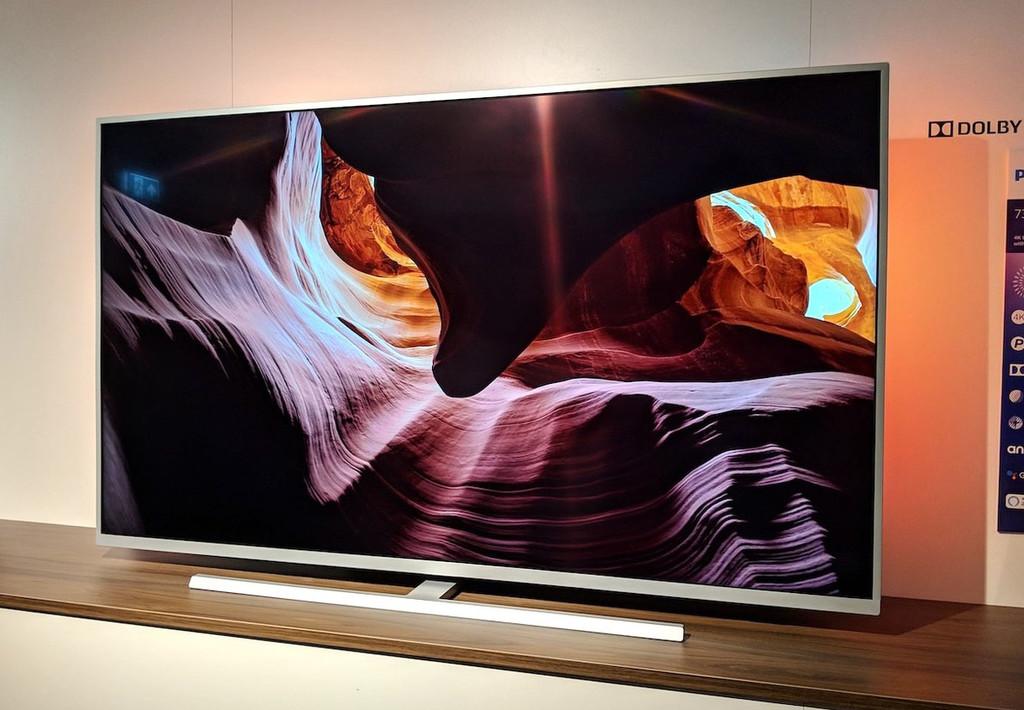 Así son los televisores de Philips para 2019: más OLED, mejor procesado y sonido afinado por Bowers & Wilkins
