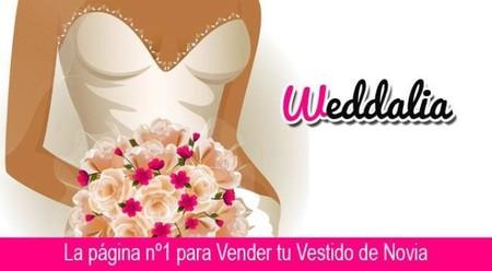 Weddalia, vende y compra vestidos de novia de 2ª mano