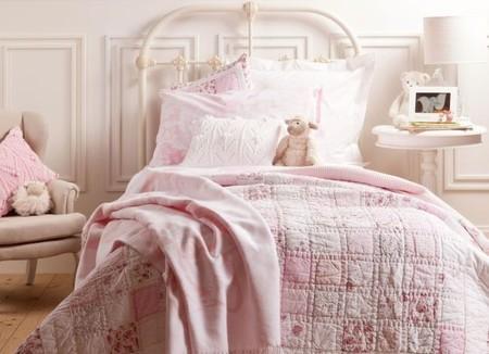 Rosa, rosae, rosam,  estampados tradicionales para casas modernas