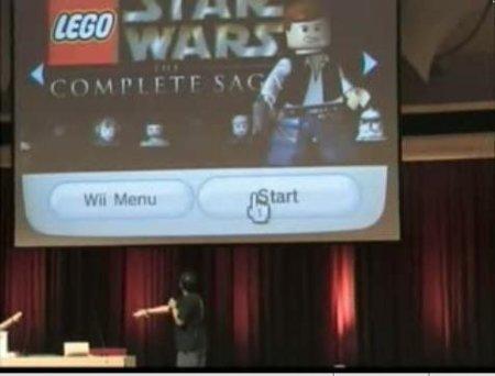 Aplicaciones caseras para la Wii